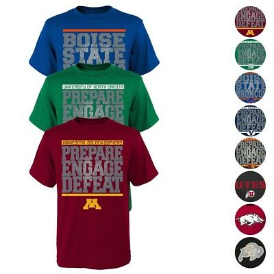 NCAA Outerstuff Graphic T-Shirt Collection Youth