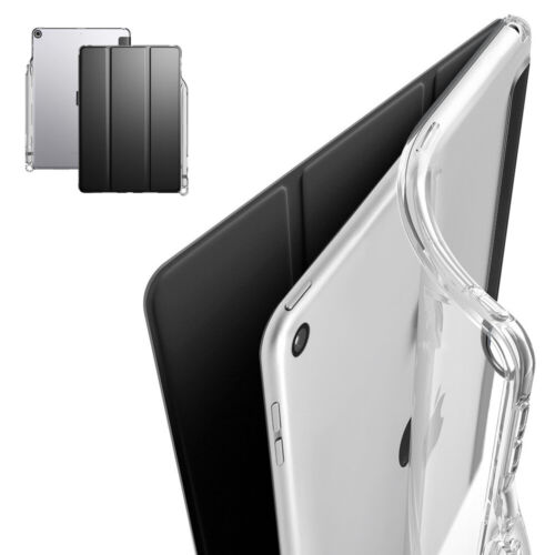 iPad 9.7 Case, Poetic Lumos X Flexible Soft Transparent Ultr