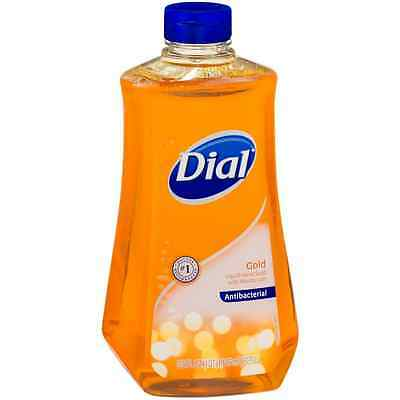 Dial Gold Antibacterial Liquid Hand Soap, 32 Oz Refill
