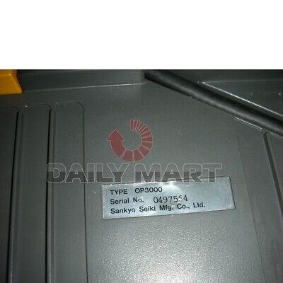 Used Tested Work 100 Sankyo Op3000 Robot Control Handle