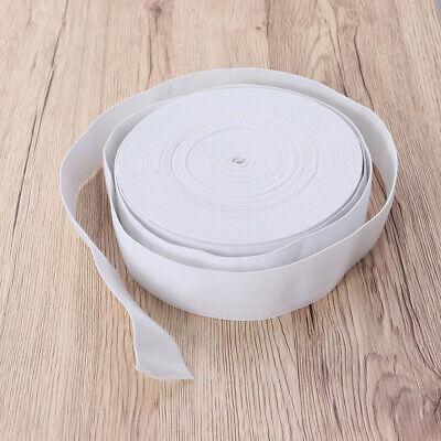 2cm elastico cavo piatto per cucito in Vita abbigliamento Pantaloni Lingerie