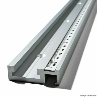 Scale T Track - 19mm x 1000mm - Pack of 2
