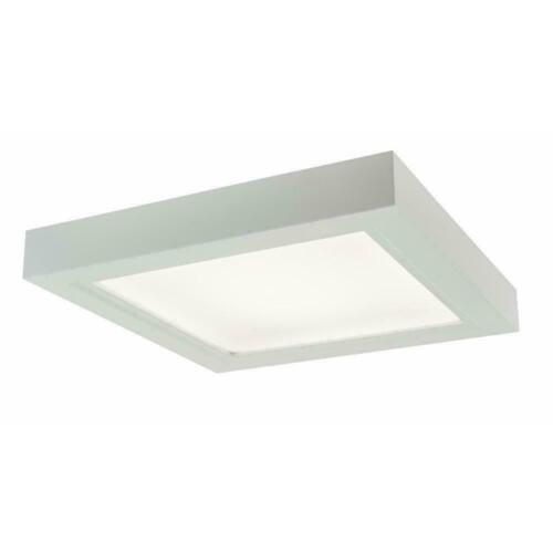 NuTone AERN110LTK Roomside  Ceiling Bathroom Exhaust Fan w/ Square LED Panel