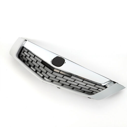 Fit ACURA TSX 2009 2010 Chrome Front Hood Bumper Grille