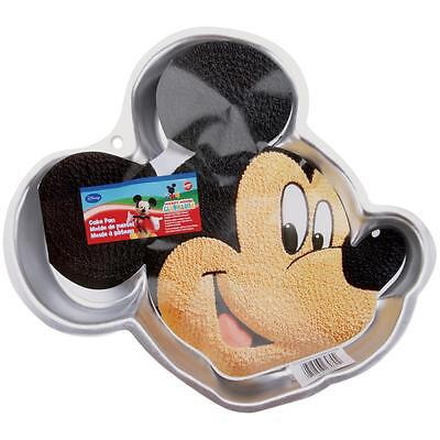 Wilton MICKEY MOUSE CLUBHOUSE Cake Pan w/Insert Birthday Party Theme - Mickey Mouse Birthday Cake Pan