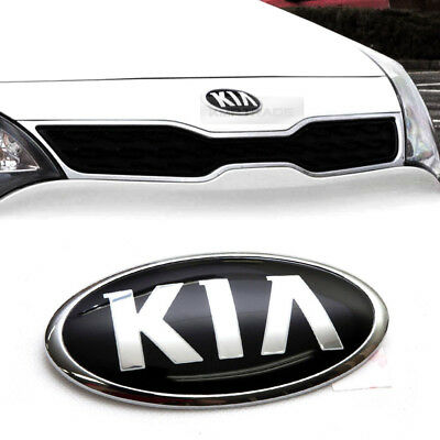 Genuine 863201W100 Front Hood Emblem Logo Badge For KIA 2013 - 2014 Rio 5door