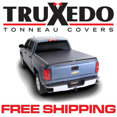 TruXedo 271801 TruXport Tonneau Cover 2014-2018 Chevy/GMC 1500 15-18 HD 5.8
