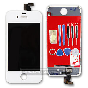 IPHONE 4S PREMIUM QUALITY REPLACEMENT LCD TOUCH SCREEN DIGITIZER ASSEMBLY + TOOL