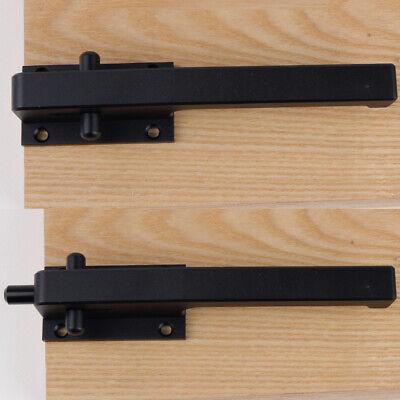 fitting room Door Handle Lock black