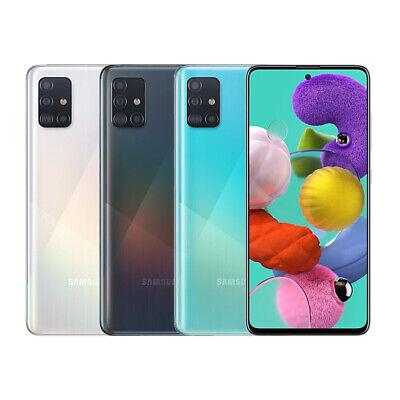 Samsung Galaxy A51 (SM-A515F/DS) 6GB / 128GB 6.5-Inch FHD+ Factory Unlocked