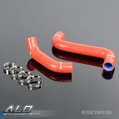 Top And Bottom Silicone Radiator Hose Kit For SUBARU IMPREZA WRX STI GDB GDA