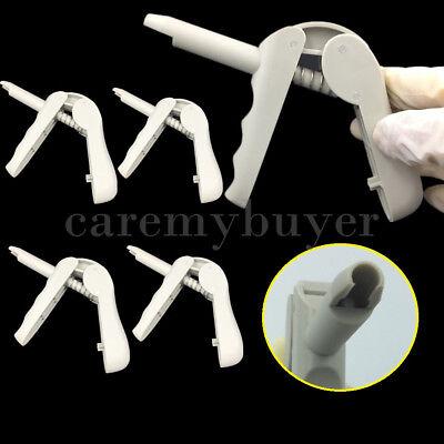 10 Dental Composite Gun Dispenser Applicator For Unidose Compules Carpules