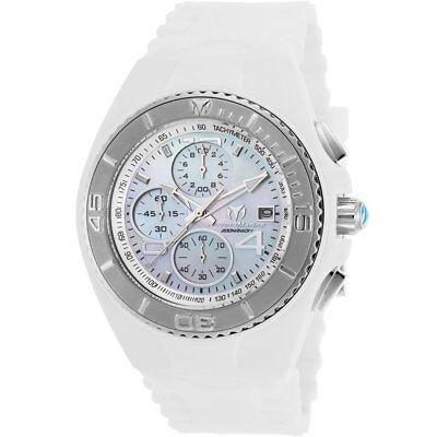 Technomarine Men's Cruise Quartz Stainless Steel Silicone Casual Watch TM-115356