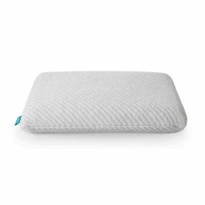 Leesa King Size Cooling Foam Pillow for Sleeping Gray