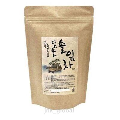 Dried Pine Needle Tea Korean Medicinal Herbal Anti-aging Healthy 30Bags + Track
