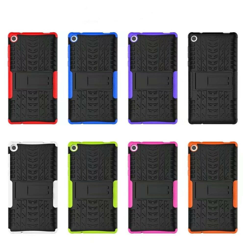 sports shoes 90dba 0492e Details about Rugged Hybrid Shockproof Case Cover For Lenovo Tab 3 7  TB3-730F/730M/730X Tablet