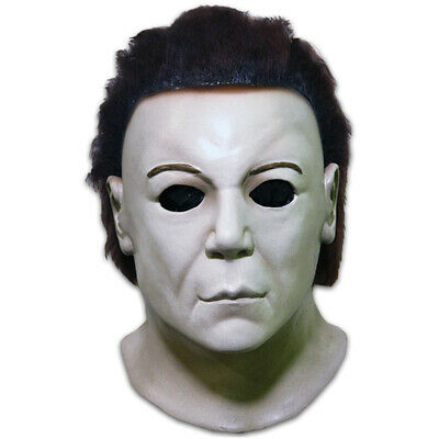 Authentic HALLOWEEN 8 Rusurrection Michael Myers Mask NEW](Michael Myers Halloween 8 Mask)