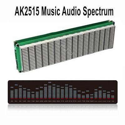 Ak2515 Vfd Music Audio Spectrum 15 Level Indicator Vu Meter Screen For Amplifier