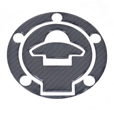 For Yamaha YZF-R15 R25 MT25 R3 MT03 Carbon Fiber Gas Cap Cover Pad Sticker Decal, usado segunda mano  Embacar hacia Argentina