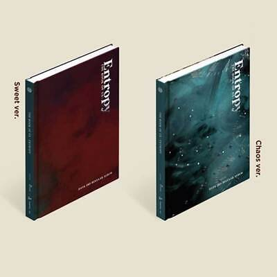 DAY6 - (3rd Album)The Book of Us : Entropy CD+Photobook+PHotocard+Bookmark