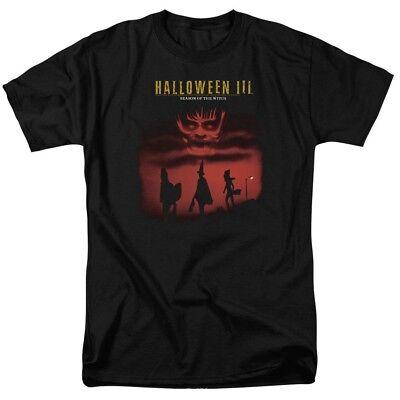 Halloween III Season Of The Witch T-Shirt Sizes S-3X NEW - Halloween 3 Season Of The Witch T-shirt