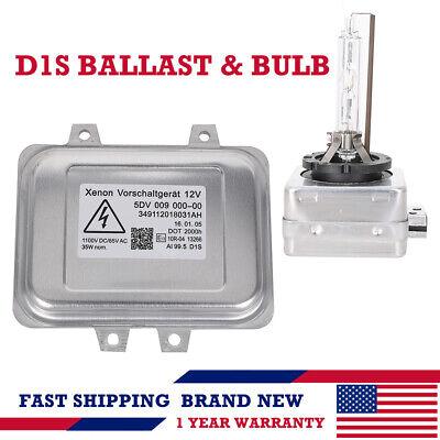 For Cadillac Escalade Xenon Headlight BALLAST Control Unit /Lamp # 12767670 RA