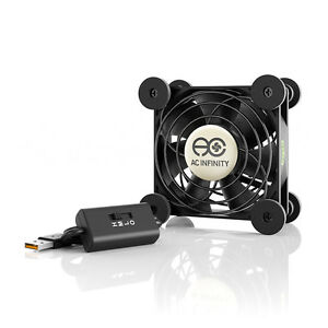 MULTIFAN-S1-Quiet-80mm-USB-Cooling-Fan-for-Receiver-DVR-Computer-XBOX-Cabinets