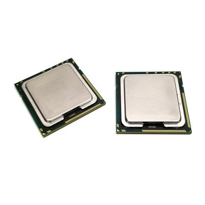PAIR Intel Xeon X5680 SLBV5 3.33GHZ 12MB 6.4 GT/s LGA 1366/Socket B Six-Core CPU