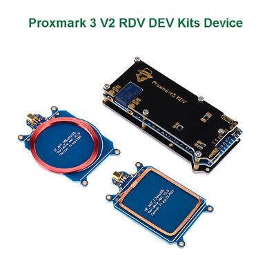 Proxmark3 RDV2 RFID RDV DEV Programmer Cloner Copier Writer Duplicator NFC T5577
