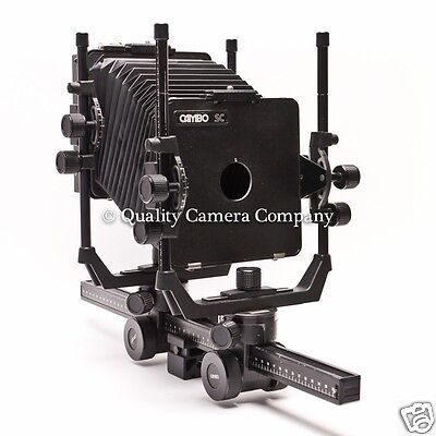 Пленочные фотокамеры Cambo SC2 4x5 Monorail