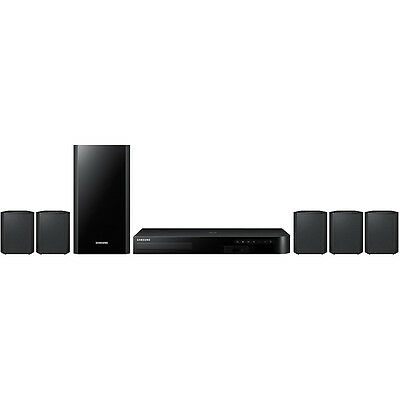 Samsung HT-J4500 5.1 Channel 500 Watt 3D Blu-Ray Home Theate