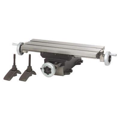 Dayton 2lku7 Milling Machine Compound Milling Table