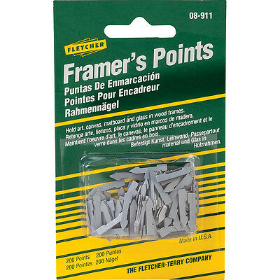 "5/8"" Framing Points"