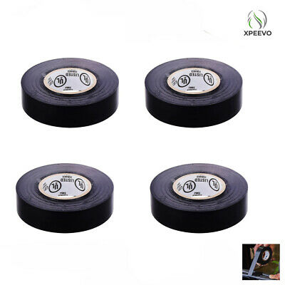 Tool Bench Pvc Electrical Tape 0.71 Inches X 50 Feet Pvc Electrical 4 Pack