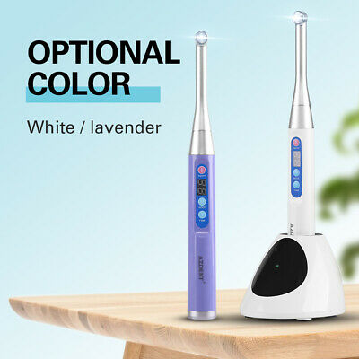 Woodpecker Style Dental Led Curing Light 1 Second Cure Lamp 1200-3200mwcm2