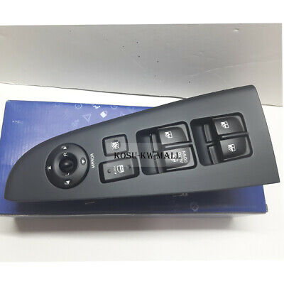 Genuine Power Window Main Switch 935702H1109P for 2007-2010 Hyundai Elantra
