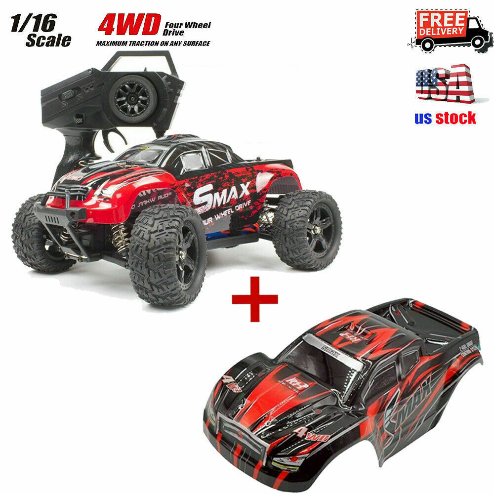 Cheerwing 1:16 2.4Ghz 4WD RC Truck High Speed Off-road Remot