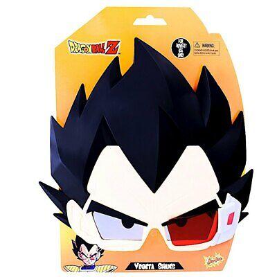 Dragon Ball Z Vegeta Sun Staches Sunglasses provide 100% UV (Dragon Ball Z Sunglasses)