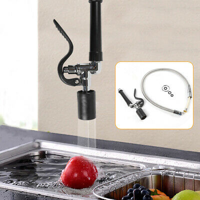 Commercial Pre Rinse Tap Spray Head Kitchen Sink Mixer Taps Restaurant