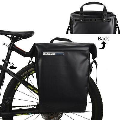 18 Liters Basil GO Single Bike Pannier Bag /& Tote
