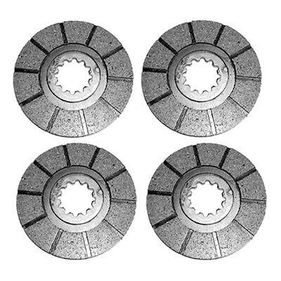 1021314m91 1753117m91 Brake Discs Fits Massey Ferguson 135 150 165 175 180 50 85