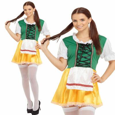Deutsche Bier Festival Damen Kostüm Kostüm Oktoberfest Outfit - Deutsches Bier Festival Kostüm