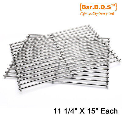 Weber BBQ Replacement Stainless Steel Cooking Grill Grid Grate SG7521 7523 9855