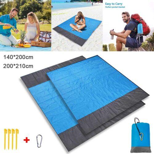 outdoor picnic blanket beach mat sand free