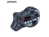 Ammoon (same as Mooer Pogo) Pock Rock Guitar Instrument Effects Pedal Amplifier, 15 Effects