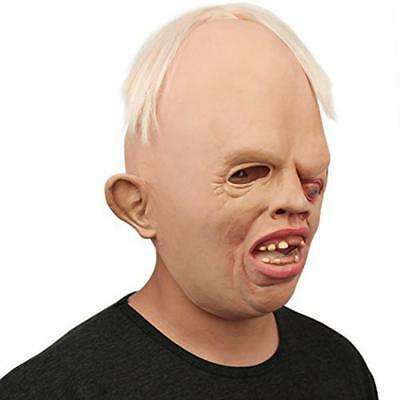 Sloth The Goonies Mask (The Goonies Sloth Chunk Latex Adult Kids Fancy Dress Halloween 80s Film Mask)