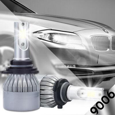 Cree LED Headlight Kit 9006 HB4 9012 388W 6000K 38800LM Fog Bulbs Pair HID
