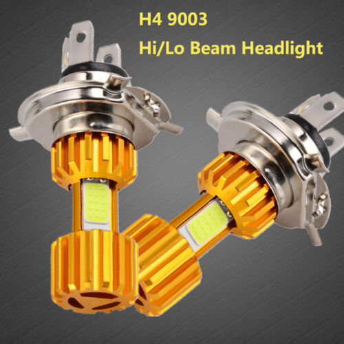H4 18W For Yamaha Venture 500 600 700 VT500 VT600 VT700 LED Headlight 6000K Bulb