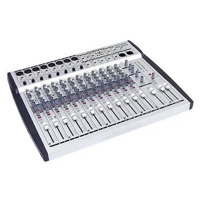 OMNITRONIC RS-1622 Live-Studio-Recording-Mixer Mischpult Mischer (Recording-mixer Studio)