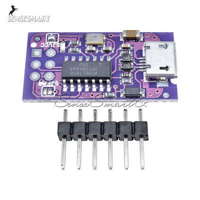 Usb Tiny Avr Isp 5v Attiny44 Usbtinyisp Programmer For Arduino Bootloader St